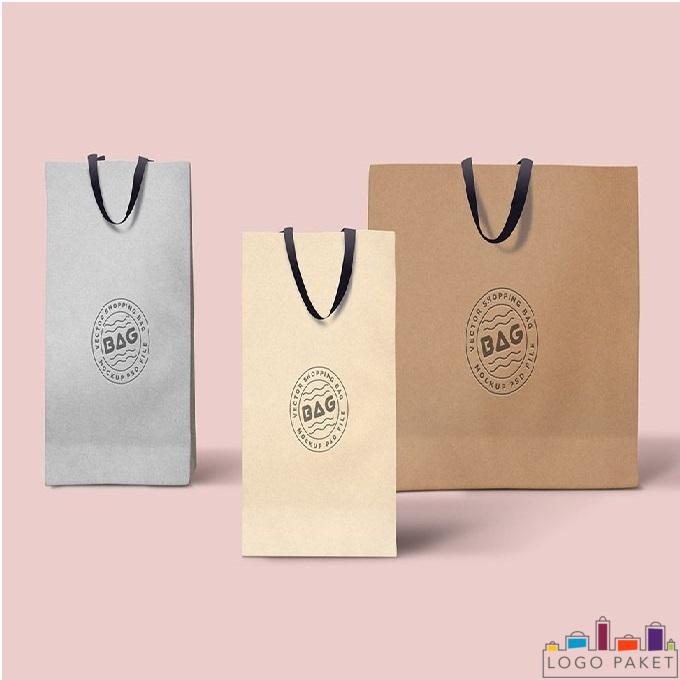 Крафт пакеты для одежды, любой формы