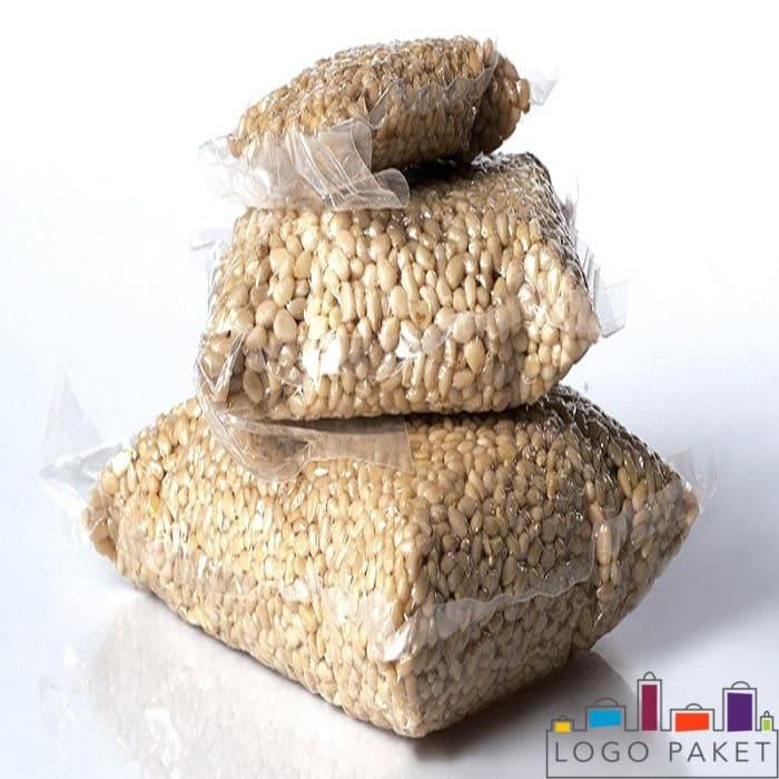 Ваакумные пакеты для фасовки кедровых орехов