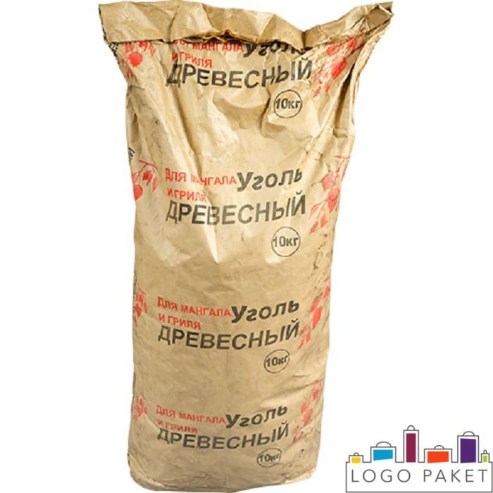 Крафт-пакет для угля и печать на крафт-пакетах и флексопечать на них