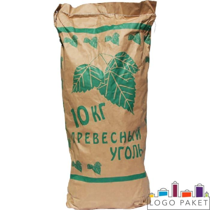 Пакеты для фасовки угля для розжига мангала из крафт бумаги