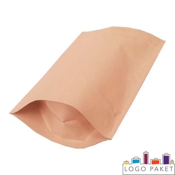 донная складка для крафт-пакета