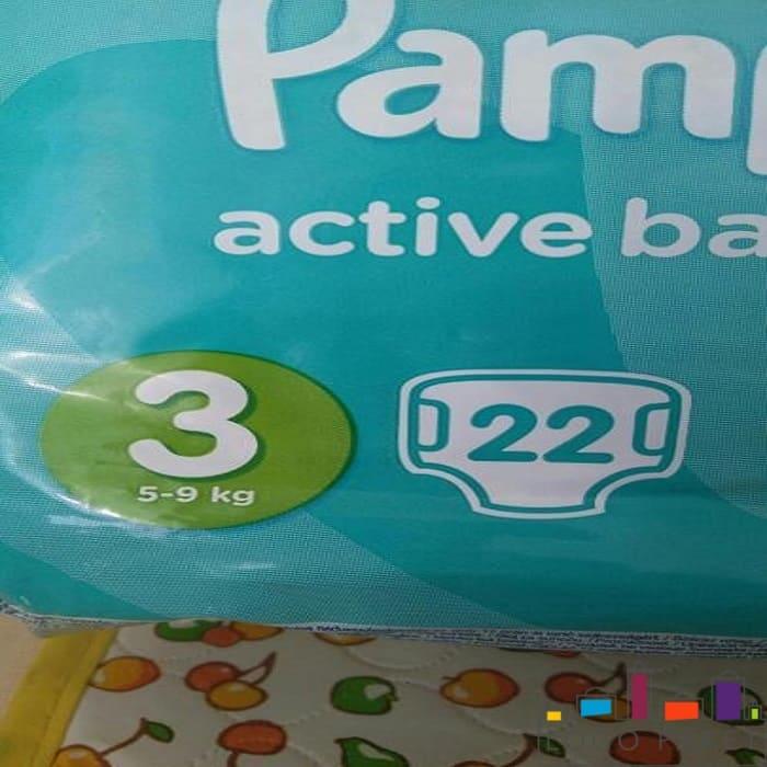 Упаковка для фасовки подгузников памперс