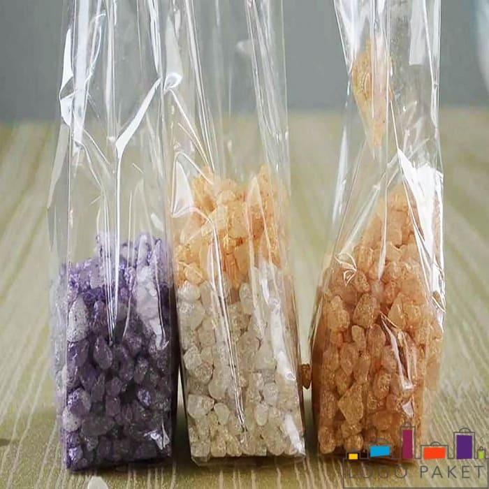 Бопп-пакет для фасовки соли для ванн