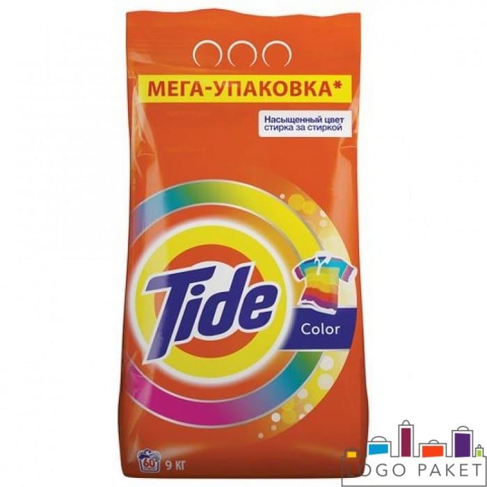 Пакет для фасовки стирального порошка Tide