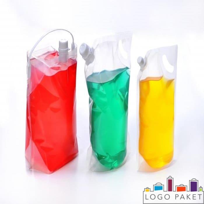 Дой паки для фасовки гелей для душа прозрачные