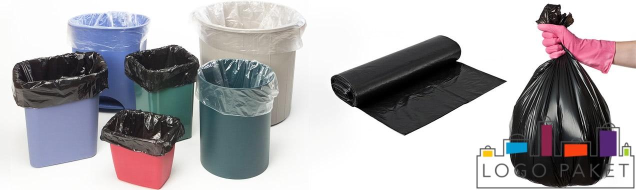 Виды мешков для мусора