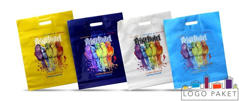 Краски для печати на полиэтиленовых пакетах