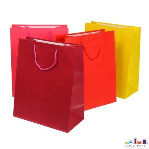 ламинация бумажных пакетов