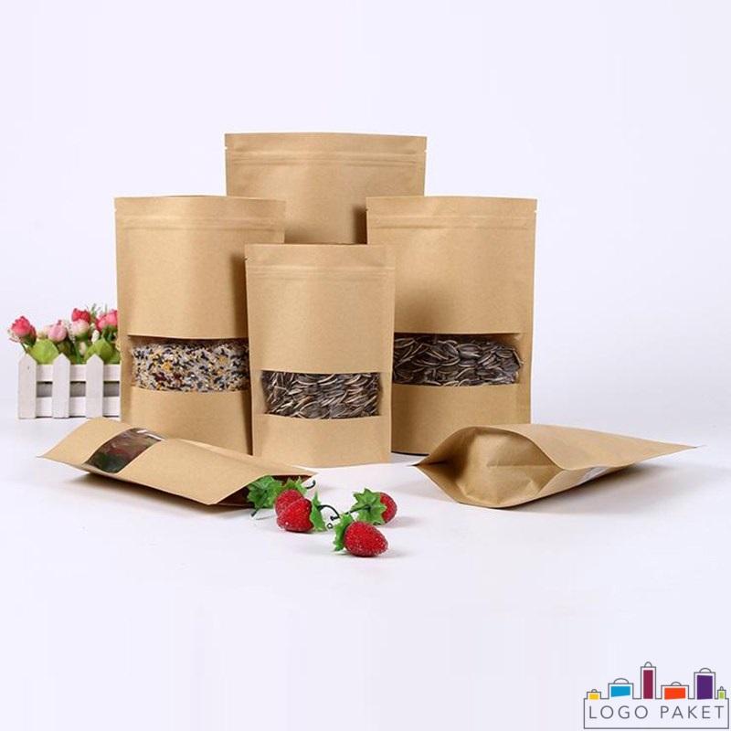 Бумажные пакеты для фасовки чая и кофе
