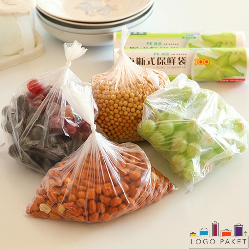 Полиэтиленовые пакеты для продуктов питания