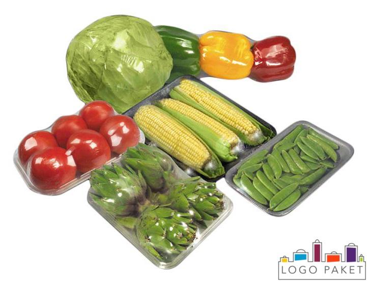 Полиэтиленовые пакеты для хранения овощей