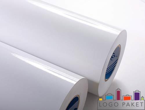 рулоны мелованной бумаги