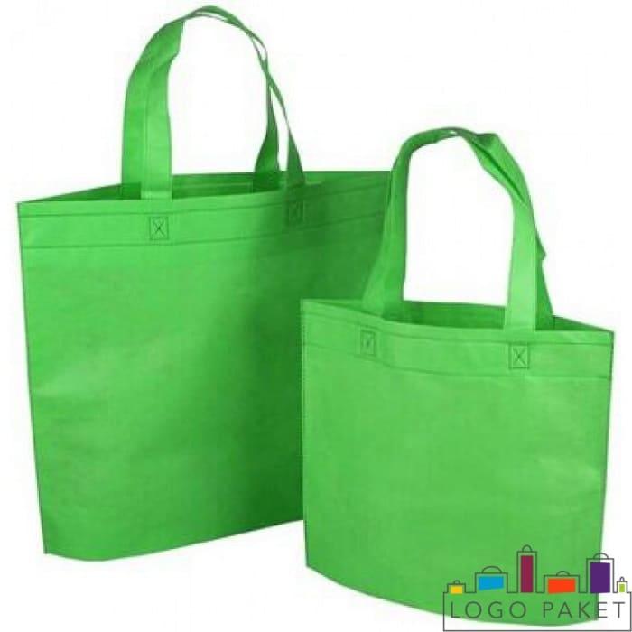 сумки из спандбонда зеленого цвета